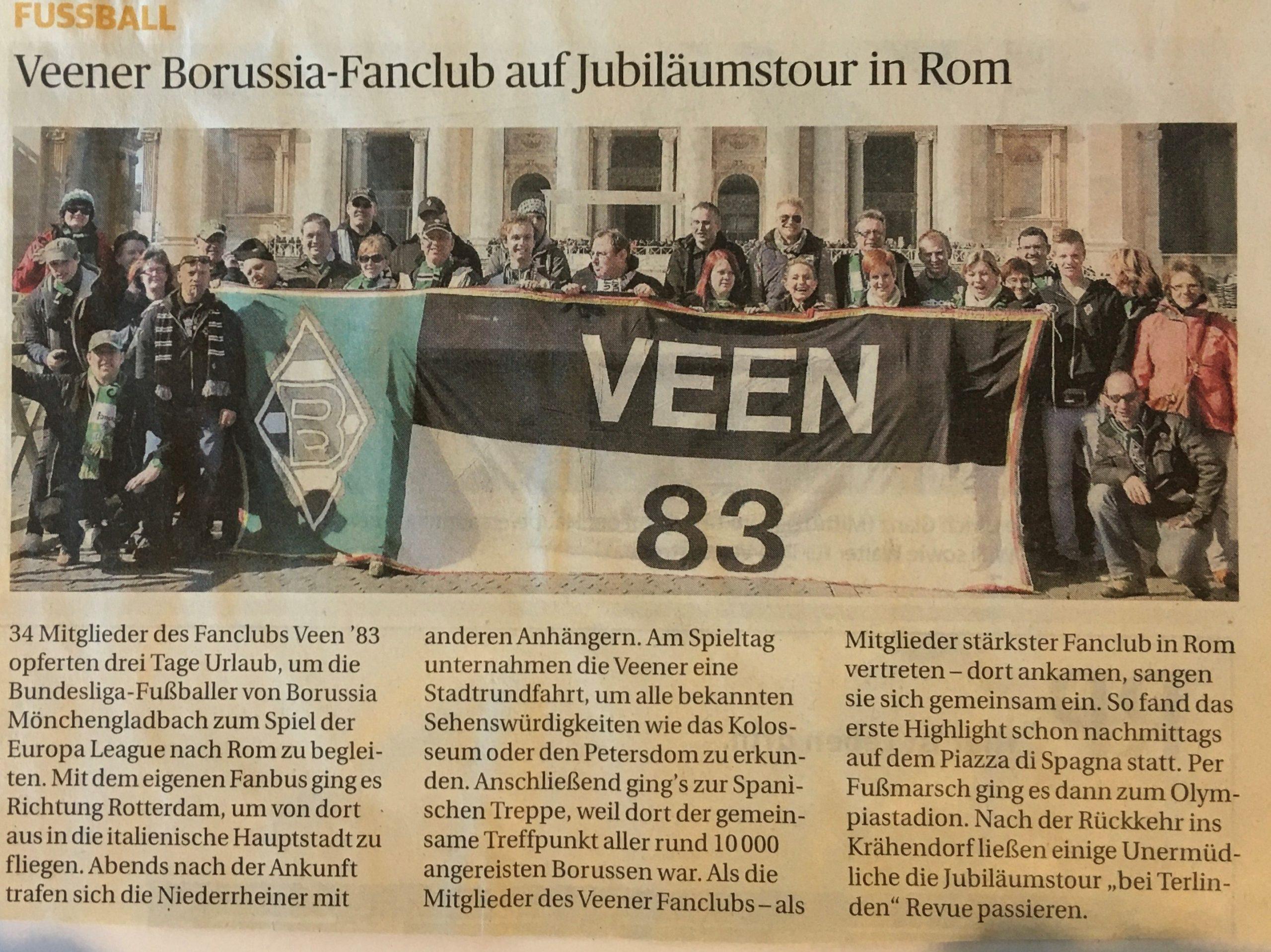Zeitungsartikel 1 Fc Köln